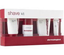 Pflege Shave Shave Kit Daily Clean Scrub 44 ml + Pre-Shave Guard 28;3 g + Soothing Shave Cream 74 ml + Post-Shave Balm 10 ml