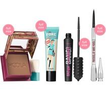 Loves Make-up Set Cheers; My Dears! BADgal Bang! Mascara 8;5 g + Presisely; Brow Pencil 0;08 The POREfessional Primer 22;0 ml Hoola matter Bronzing-Puder 8;0