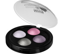 Make-up Augen Illuminating Eyeshadow Quattro Nr. 02 Lavender Couture