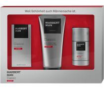 Herrendüfte ManClassicSport Geschenkset Eau de Toilette Spray 50 ml + Shower Gel 200 ml + Deodorant Stick 75 ml