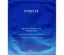 Pflege Blue Techni Liss Peeling 1 Anwendung