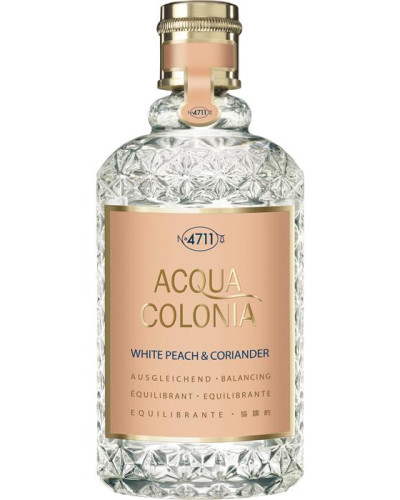 White Peach & Coriander Eau de Cologne Splash Spray