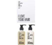 Haare Shampoo Lavender Sandalwood Hair Kit