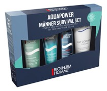 Aquapower Geschenkset Oligo-Thermal Care Dynamic Hydration 30 ml + Aquafitness Shower Gel 10 Sensetive Shaving Foam 50 Lait Corporel 100