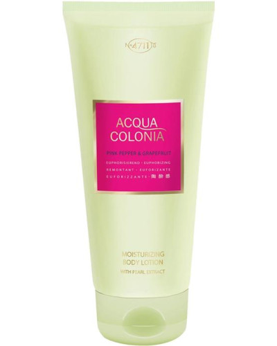 Classic Pink Pepper & Grapefruit Body Lotion