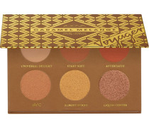 Lidschatten Caramel Melange Eyeshadow Travel Palette