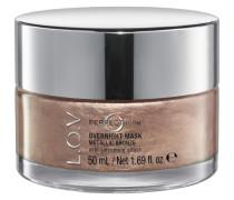 Gesichtspflege Metallic Bronze Perfectitude Overnight Mask