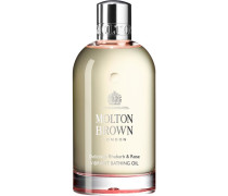 Bath & Shower Gel Delicious Rhubarb Rose Vibrant Bathing Oil