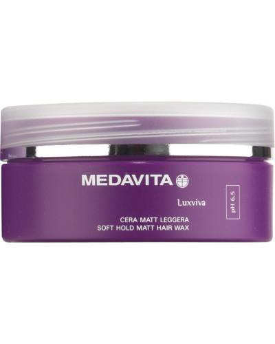 Haarpflege Luxviva Soft Hold Matt Hair Wax