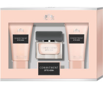 Damendüfte Commitment Woman Geschenkset Eau de Toilette Spray 30 ml + Cream Shower 75 ml + Body Milk 75 ml