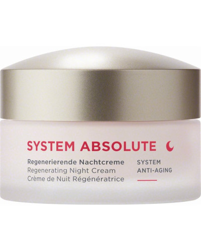 SYSTEM ABSOLUTE Anti-Aging Nachtcreme