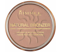 Make-up Gesicht Natural Bronzing Powder Nr. 026 Sun Kissed