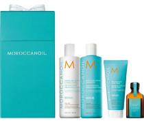 Haarpflege Behandlung Repair-Package Moisture Repair Shampoo 250 ml + Moisture Repair Conditioner 250 ml ü Restorative Hair Mask 75 ml + Haarölpflegebehandlung 25 ml