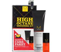Haarpflege Mitch HardwiredDaddy's Care Paket Heavy Hitter Deep Cleansing Shampoo 250 ml + Hardwired Spiking Glue 25 ml + Geldbörse
