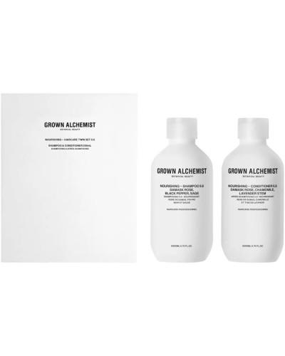 Shampoo Nourishing Hair Care Twin Set 0.6