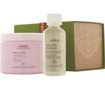 Body Feuchtigkeit Quiet Stress Retreat Set Stress-Fix Soaking Salts 170 g + Stress-Fix Composition Oil 30 ml