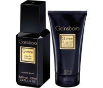 Herrendüfte G-Man Geschenkset Eau de Cologne Spray 100 ml + Hair & Body Shampoo 150 ml