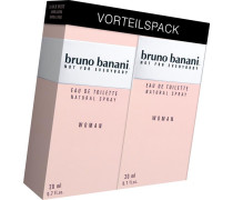 Woman Eau de Toilette Spray Duo