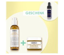 Reinigung Calendula Serum-Infused Water Cream 50 ml + Deep Cleansing Foaming Face Wash 230