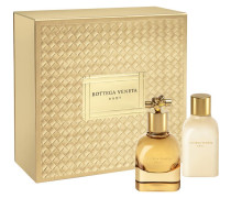 Damendüfte Knot Geschenkset Eau de Parfum Spray 50 ml + Body Lotion 100 ml