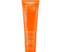Sonnenpflege Sun Sensitive Luminous Tan Oil-Free Milk SPF50