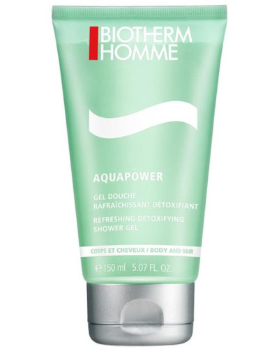 Aquapower Refreshing Detoxifying Shower Gel