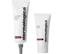 Pflege AGE Smart Geschenkset Overnight Refinol Repair 1% 25 ml + Buffer Cream 15 ml