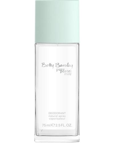 Pure Pastel Mint Deodorant Natural Spray