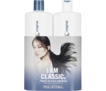 Haarpflege Original I am Classic Save On Duo Set Shampoo One Shampoo One 1000 ml + The Conditioner 1000 ml