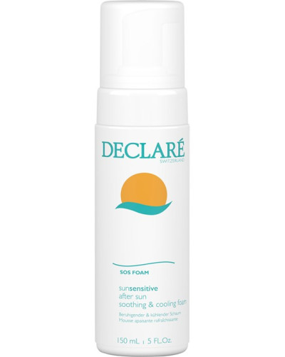 Pflege Sun Sensitive After Soothing & Cooling Foam