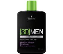 Haarpflege 3D Men Aktivierendes Shampoo