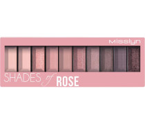 Lidschatten Shades Of Rose Must-have Eyeshadowpalette