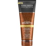 Haarpflege Brilliant Brunette Lighter GlowAufhellendes Shampoo