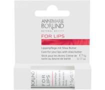 Gesichtspflege Beauty Secrets For LipsLippenpflege mit Shea Butter