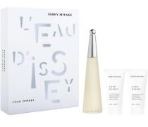 L'Eau d'Issey Geschenkset Eau de Toilette Spray 50 ml + Moisturizing Body Lotion 50 ml + Moisturizing Shower Gel 50 ml