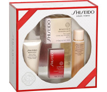 Gesichtspflege Benefiance Geschenkset Day Cream 50 ml + Extra Creamy Cleansing Foam 50 ml + Balancing Softener Enriched 75 ml + Ultimune Power Infusing Concentrate Pouch Pack 1;5 ml