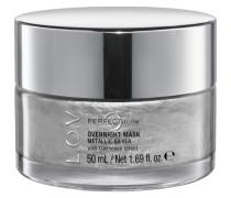 Gesichtspflege Metallic Silver Perfectitude Overnight Mask
