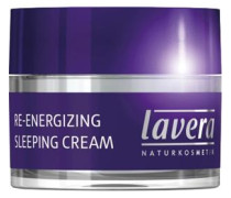 Gesichtspflege Faces Karanjaöl & Weisser Bio-Tee Re-Energizing Sleeping Cream