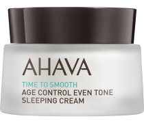 Gesichtspflege Time To Smooth Age Control Even Tone Sleeping Cream