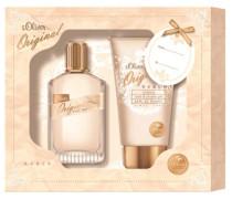 Damendüfte Original Women Geschenkset Eau de Toilette Spray 30 ml + Bath & Shower Gel 75 ml