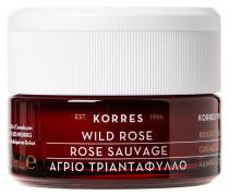 Anti-Aging Wild Rose Brightening & First Wrinkles Day Cream