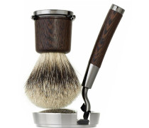 Pflege & Rasur Collezione Barbiere Rasiermesser und Bürste