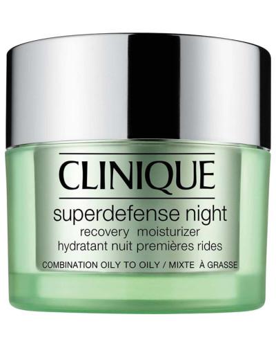 Feuchtigkeitspflege Superdefense Night Recovery Moisturizer Hauttyp 3/4