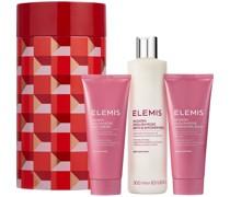 Sets Geschenkset Modern English Rose Bath & Shower Milk 300 ml + Body Cream 100 Hand Nail Balm