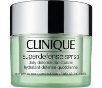 Pflege Feuchtigkeitspflege Hauttyp 1/2 - trockene bis Mischhaut Superdefense SPF 20 Daily Moisturizer