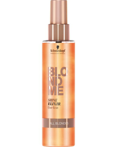 Haarpflege Blondme Shine Elixir All Blondes