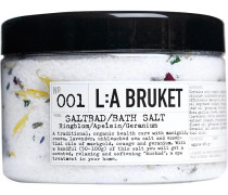 Kurbäder und Badesalze Nr. 001 Bath Salt Marigold/Orange/Geranium