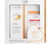 Gesichtspflege Beauty Masks Geschenkset Vitamin Duo Mask 40 ml + Energynature Vitalisierende Tagescreme 15 ml