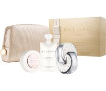 Damendüfte Omnia Crystalline Pouch Set Eau de Toilette Spray 65 ml + Body Lotion 75 ml + Soap 75 g + Tasche