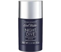 Herrendüfte Cool Water Night Dive Deodorant Stick